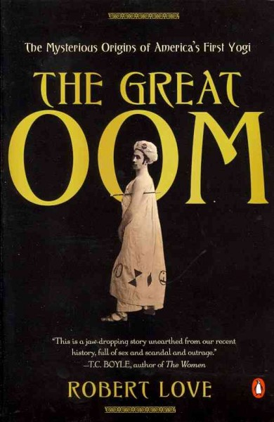 The Great Oom : the mysterious origins of America