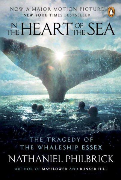In the Heart of the SeaMTI 白鯨傳奇:怒海之心電影封面