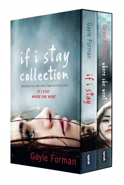 If I Stay Collection 如果我留下系列套書