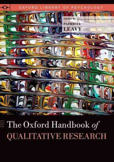 The Oxford handbook of qualitative research /
