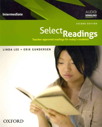 Select readings. teacher-approved readings for today