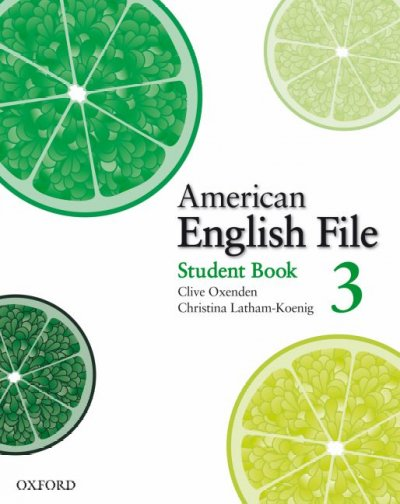 American English file : student book