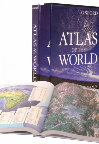 Deluxe World Atlas