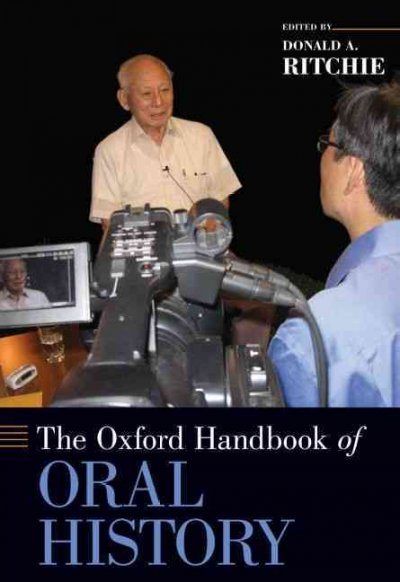 The Oxford handbook of oral history /