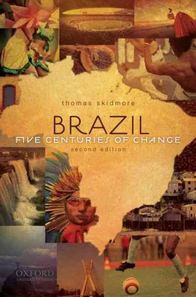 Brazil:five centuries of change