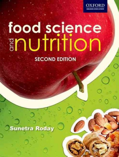 Food science and nutrition /