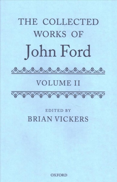 The Collected Works of John Ford