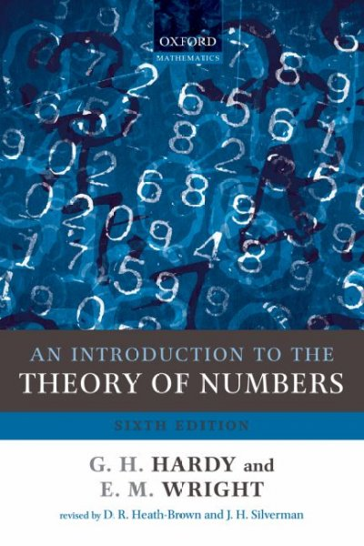 An introduction to the theory of numbers /