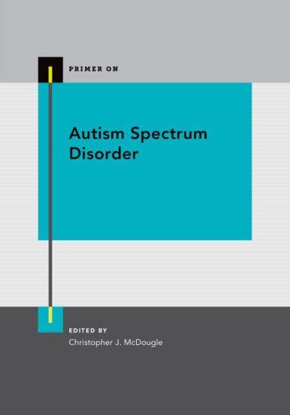 Autism spectrum disorder /