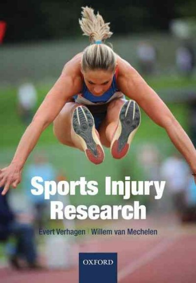 Sports injury research /