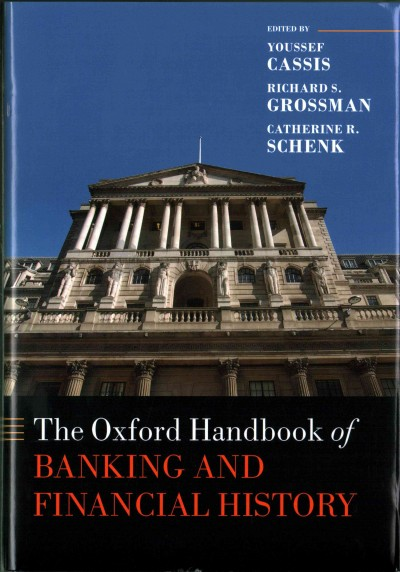 The Oxford handbook of banking and finance.