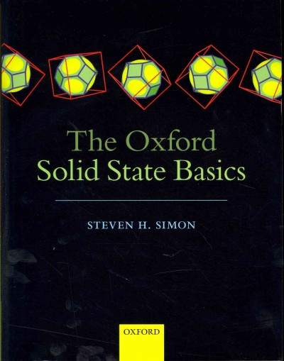 The Oxford solid state basics /