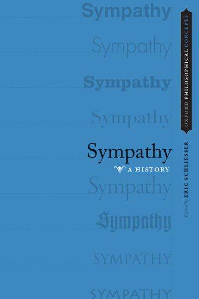 Sympathy : a history /