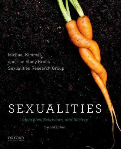 Sexualities : identities, behaviors, and society