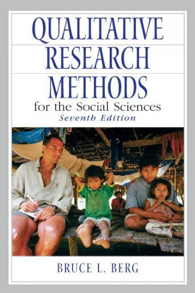 Qualitative research methods for the social sciences /