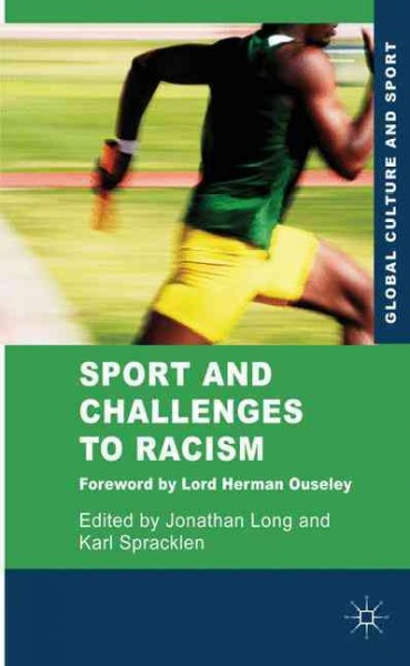 Sport and challenges to racism /
