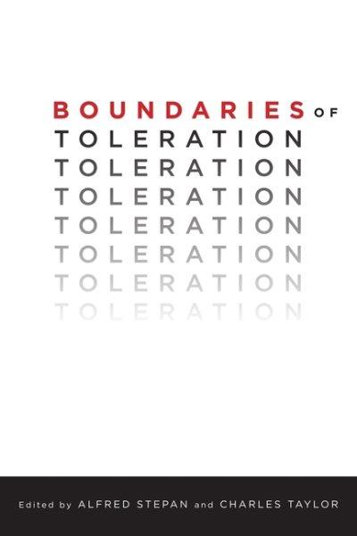 Boundaries of toleration /