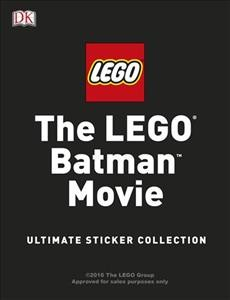 Lego Batman Movie Ultimate Sticker