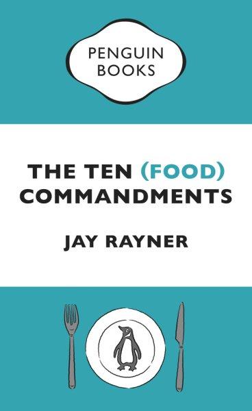 The Ten Food Commandments