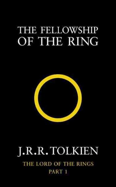 The Lord of the Rings 1:Fellowship of the Ring 魔戒首部曲:魔戒現身