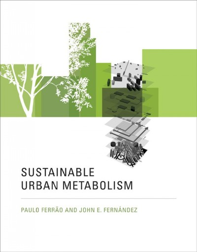 Sustainable urban metabolism /