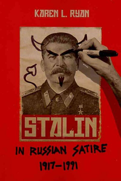 Stalin in Russian satire, 1917-1991