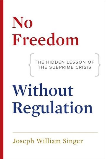 No Freedom Without Regulation