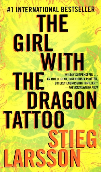 The Girl with the Dragon Tattoo 龍紋身的女孩