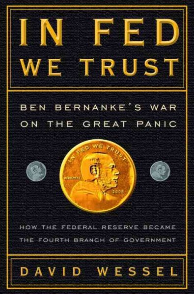 In Fed we trust:Ben Bernanke