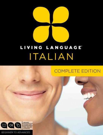 Living language Italian.