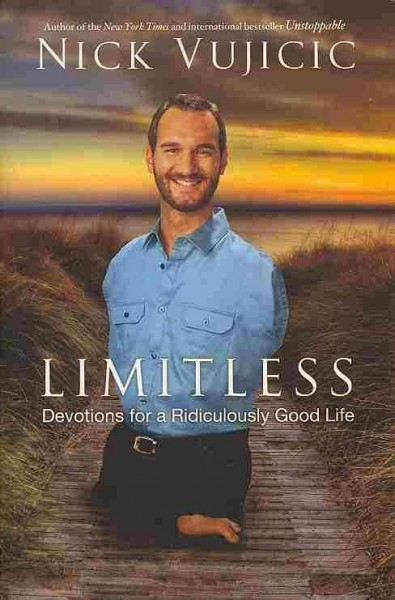 Limitless: Devotions for a Ridiculously Good Life全心擁抱你:讓人生好得不像話的靈修小品