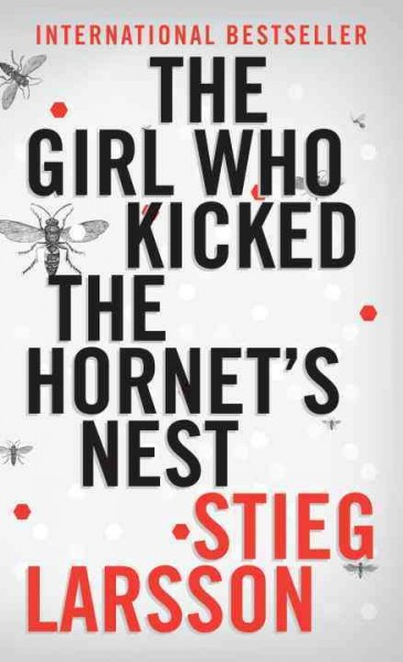 The Girl Who Kicked the Hornet`s Nest 龍紋身的女孩3:直搗蜂窩的女孩