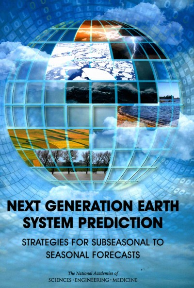 Next Generation Earth Systems Predictions