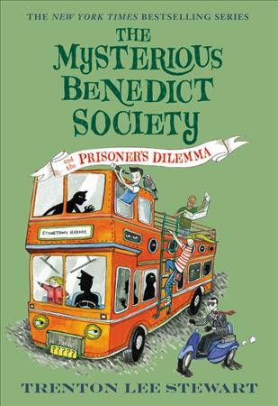 The mysterious Benedict Society and the prisoner