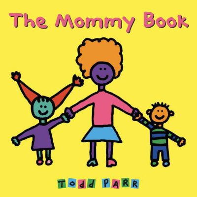 The mommy book 封面