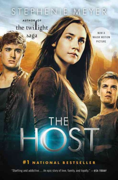The Host: A Novel(Paperback)