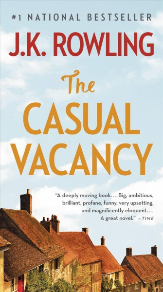 The casual vacancy /