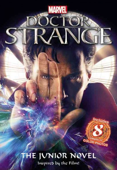 Marvel's Doctor Strange Junior Novel