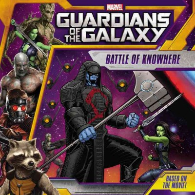 Marvel`s Guardians of the Galaxy: Battle of Knowhere星際異攻隊