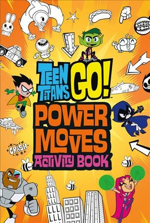 Power Moves Doodle Book