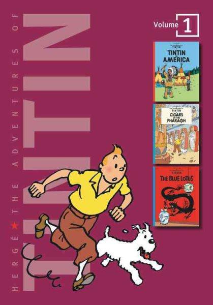 The adventures of Tintin[Volume 1]