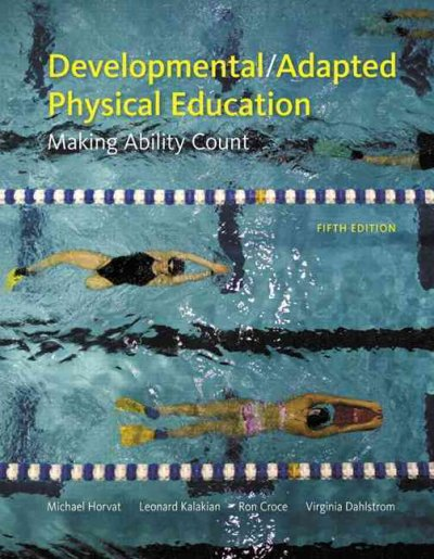 Developmental/adapted physical education /