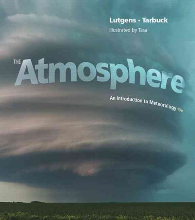The atmosphere : an introduction to meteorology /