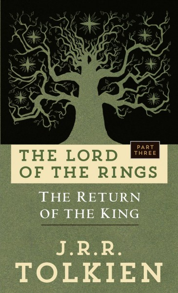 The Lord of the Rings 3:The Return of the King (MTI) 魔戒三部曲:王者再臨(電影書封)