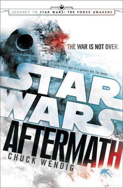 Star Wars:Aftermath 星際大戰原文小說