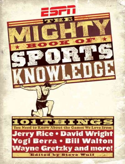 The mighty book of sports knowledge /