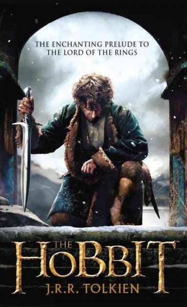 The Lord of the Rings:The Hobbit(MTI) 魔戒前傳:哈比人(電影書封)