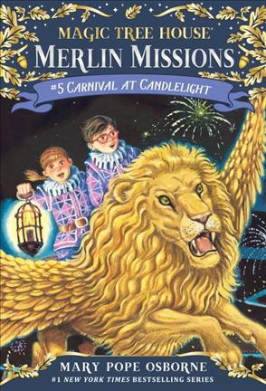 Magic Tree House #33:Carnival at Candlelight