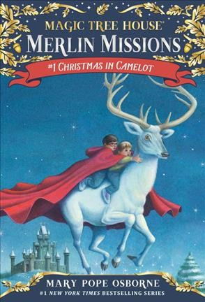 Magic Tree House #29:Christmas in Camelot