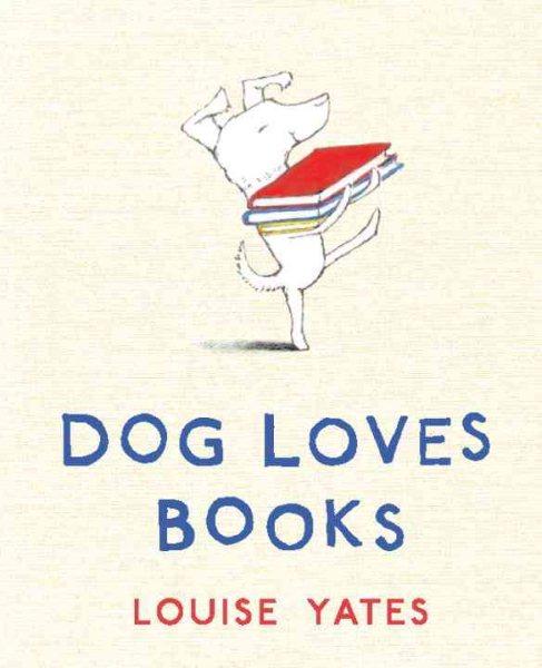 Dog loves books 封面